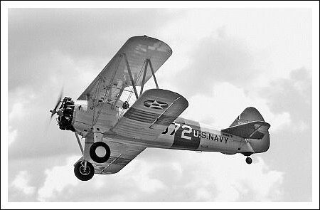1943 Boeing Stearman - Andover Flight Academy